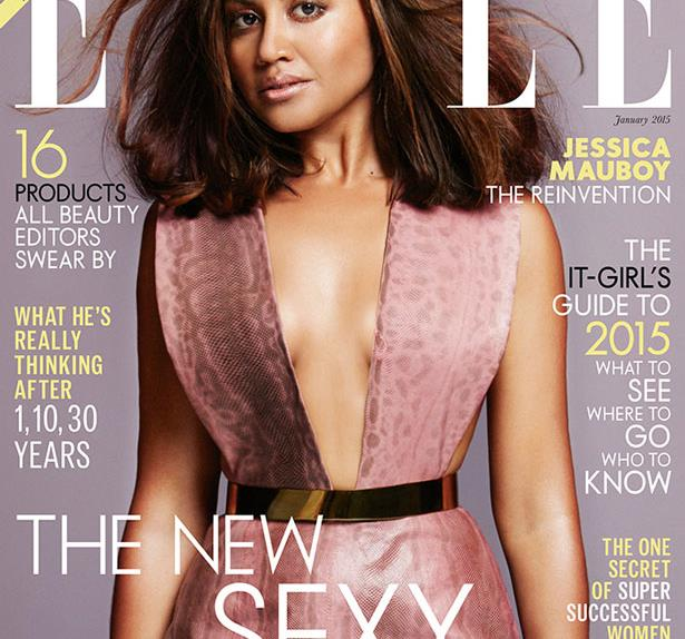 Cover Girl Jessica Mauboy January 2015