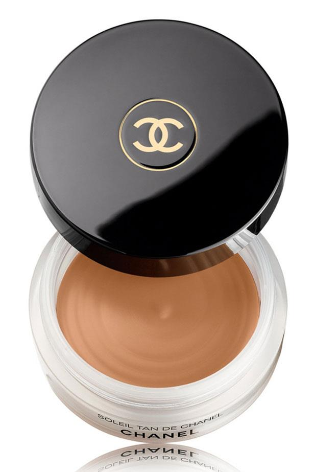 """<p><strong>Bronze</strong></p> <p>Cream bronzer adds a natural glow to your face.</p> <p><em>Soleil Tan de Chanel Bronzing Makeup Base, $67, Chanel, <a href=""""http://www.chanel.com/en_AU/"""">chanel.com/eu_au</a></em></p>"""