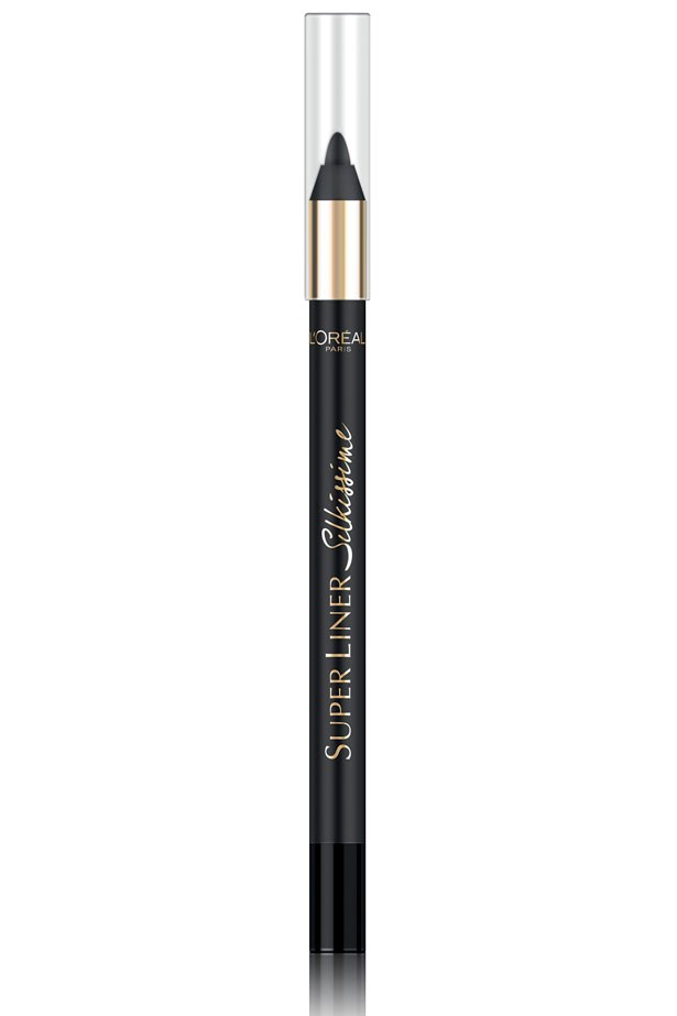 "<p><strong>Eyeliner</strong></p> <p>Smudge a brown liner on the outer corners of your upper lash line for definition. </p> <p><em>SuperLiner Silkissime Eyeliner in Brown Temptation, $22.95, L'Oréal Paris, <a href=""http://www.lorealparis.com.au"">lorealparis.com.au</a></em></p>"