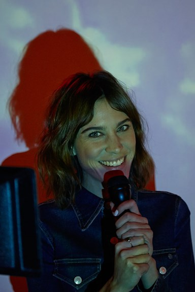 Is there anything Alexa Chung can't do?