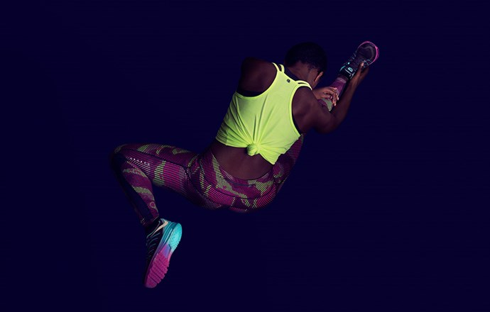 Nike Epic Lux Printed Tights, $140