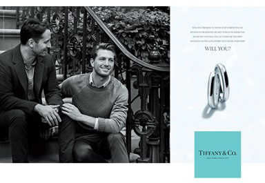 Tiffany & Co's same-sex ad campaign is everything