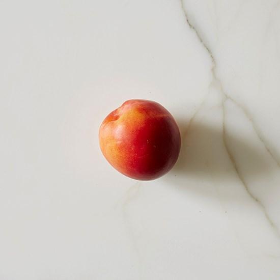 I've been enjoying juicy nectarines this summer.