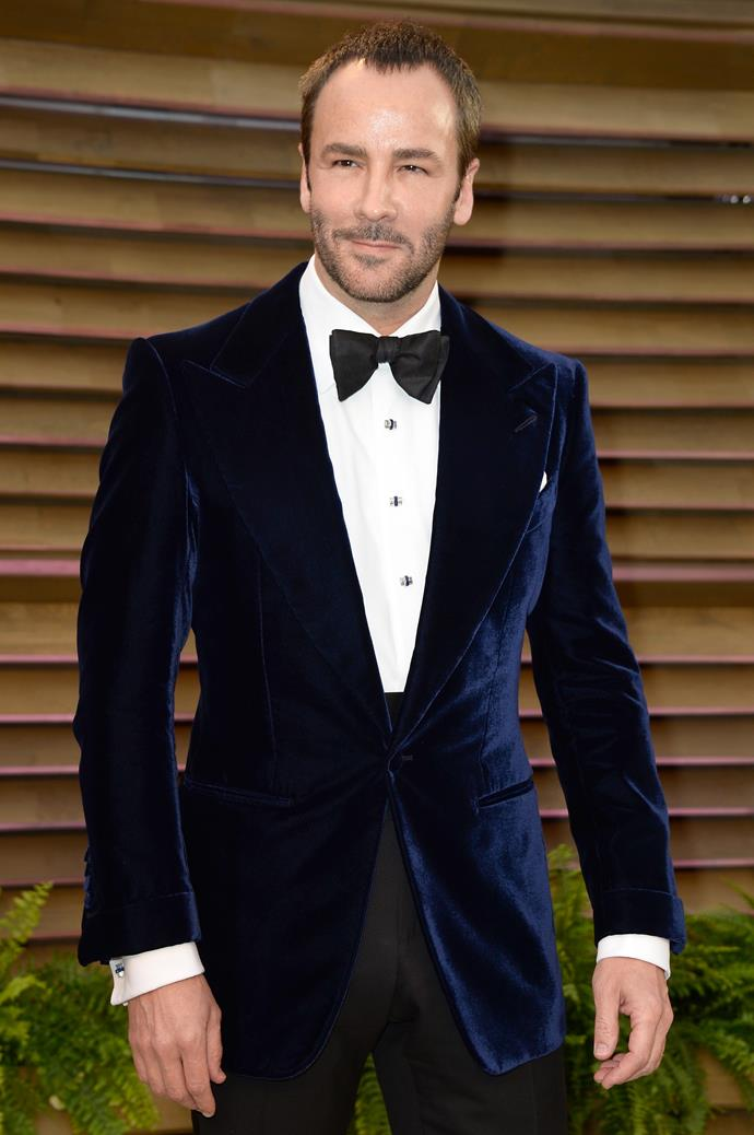 """<strong>Tom Ford</strong> <br><BR> He's credited with turning Gucci around, increasing sales by up to 90% and dominating the 90s to early 2000s. These days he has his own brand, but many fashion lovers would kill to see him back in the Gucci saddle - just to see what he could do again. <br><br> <a href=""""http://www.elle.com.au/runway/ready-to-wear/ss15/2014/9/tom-ford-ss15/"""">Tom Ford SS15</a>"""