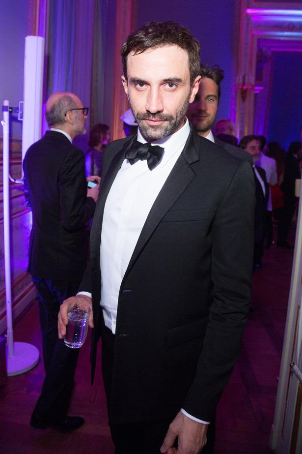 """<strong>Riccardo Tisci</strong><br><br> Givenchy's Ricardo Tisci is considered by many to be the favourite, except for one thing: his renewed contact with rival company LVMH, which expires in October. Could he make the jump later in the year? He would be bringing with him stacks of coolness, a cult celebrity following and a sexy and sharp aesthetic. <br><br> <a href=""""http://www.elle.com.au/runway/ready-to-wear/ss15/2014/9/givenchy-ss15/"""">Givenchy SS15</a>"""