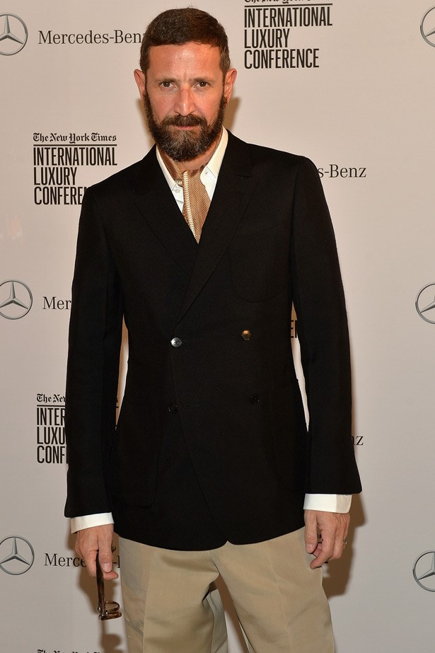 <strong>Stefano Pilati</strong><br><br> Probably another pipedream, but wouldn't it be wonderful to see ex-YSL creative director (who replaced Tom Ford) back in a hot seat? Currently the creative director of AGNONA and head of design at Ermenegildo Zegna, we ache to see Pilati, who has also had stints at Miu Miu and Prada, do the magical things he did for YSL  once again, this time with a Gucci logo.