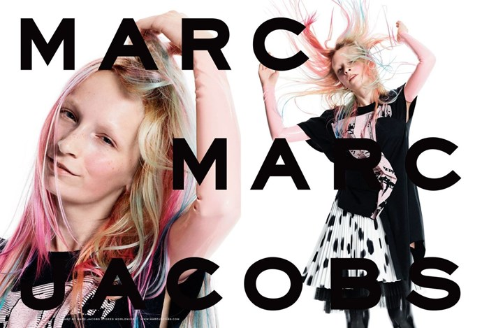 Marc by Marc Jacobs campaign