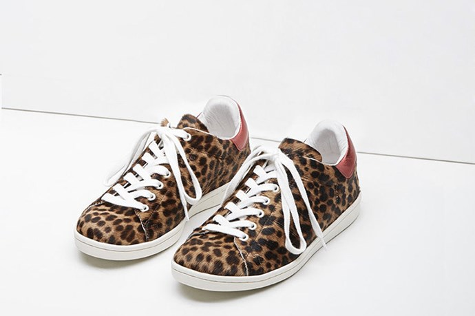 """<a href=""""http://www.lagarconne.com/store/item.htm?itemid=26241&sid=27&pid= """">Sneakers, approx. $630, Isabel Marant, lagarconne.com</a>"""