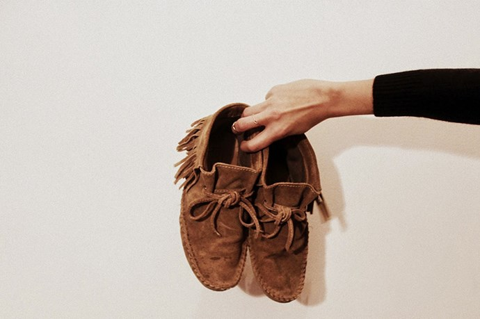 "Moccasins on <a href=""http://la-mignonette.blogspot.com.au/2014/11/lately-hideaway.html"">La Mignonette</a>"