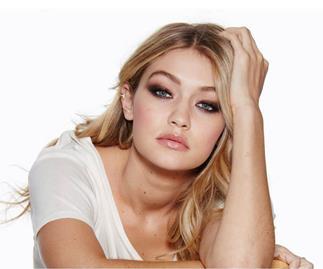 Gigi new face of Maybelline New York