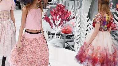 How to throw a Chanel garden party