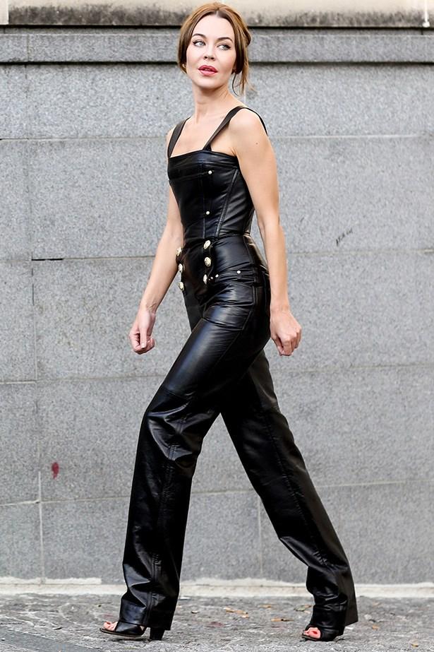 Paris Fashion Week SS15 Street Style