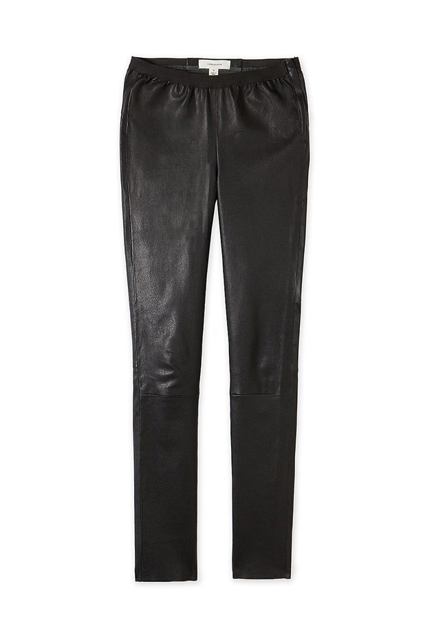 "Pants, $699, Country Road, <a href=""http://www.countryroad.com.au/shop/woman/clothing/new-in/60175655/Leather-Pant.html"">countryroad.com.au</a>"