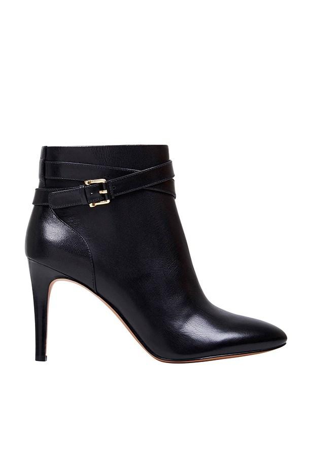 """Boots, $189.95, Ninewest, <a href=""""http://www.ninewest.com.au/boots/maykover/w2/i3946462_1440279/"""">ninewest.com.au</a>"""