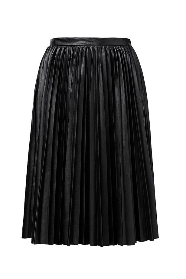 "Skirt, $129.95, Seed, <a href=""http://www.seedheritage.com/new-arrivals/collection-pleated-skirt/w1/i12272484_1001285/"">seedheritage.com</a>"