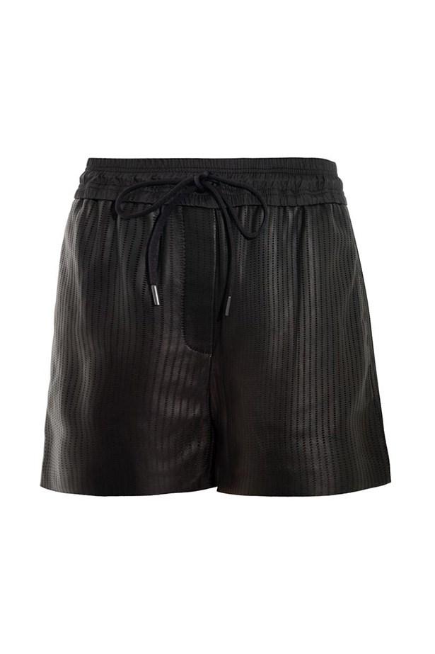 """Shorts, $1341, Alexander Wang, <a href=""""http://www.matchesfashion.com/womens/alexander-wang"""">matchesfashion.com</a>"""
