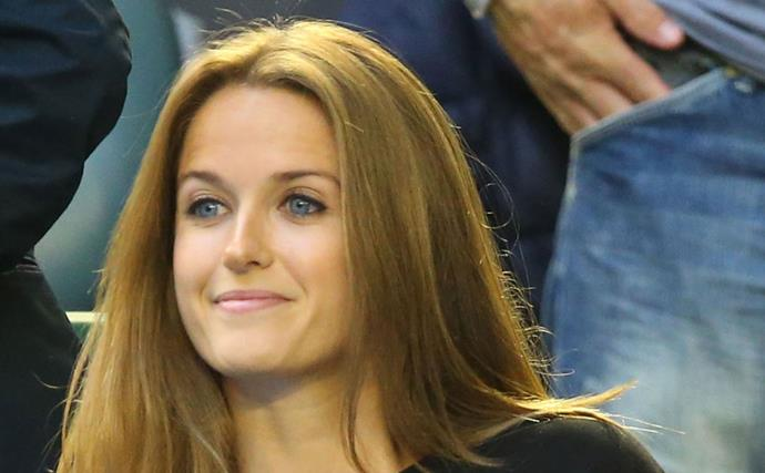 Andy Murray's fiancée has the perfect response to her viral f-bomb video