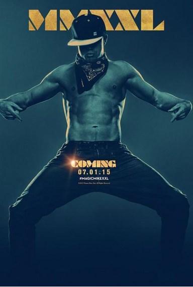 Channing Tatum strip show