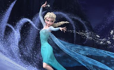 Frozen too feminist