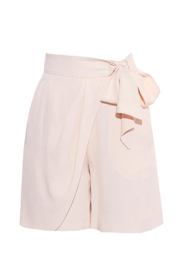 "Shorts, $678, Chloe, <a href=""http://www.matchesfashion.com/product/1008735"">matchesfashion.com</a>"