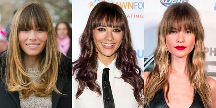 Jessica Biel, Rashida Jones and Behati Prinsloo