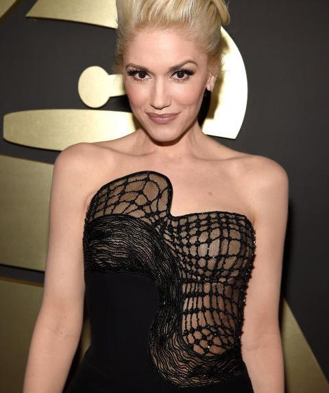 Gwen Stefani at the Grammy's 2015