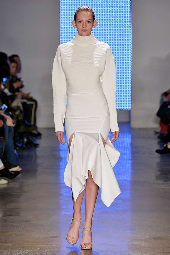 Dion Lee Autumn Winter 2015 Collection