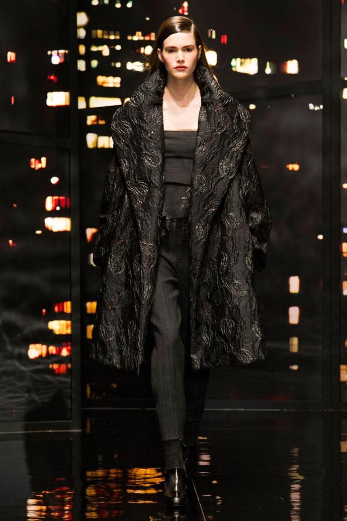 Donna Karen Autumn Winter 2015 Collection