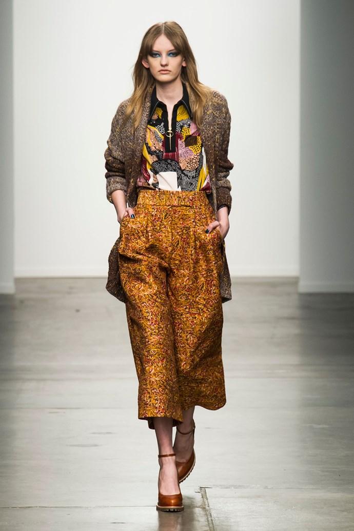 Karen Walker Autumn Winter 2015 Collection