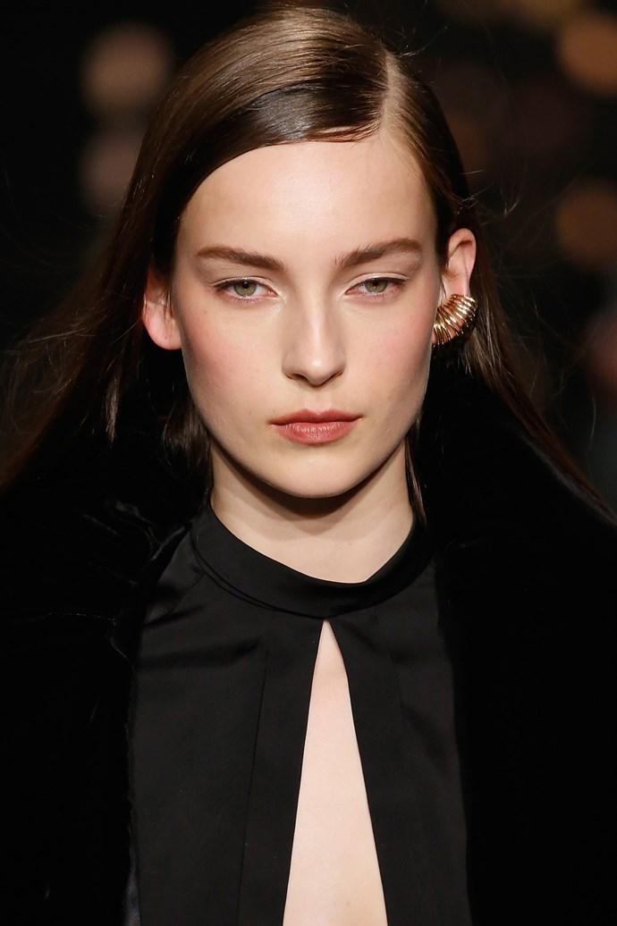 Models' piercings
