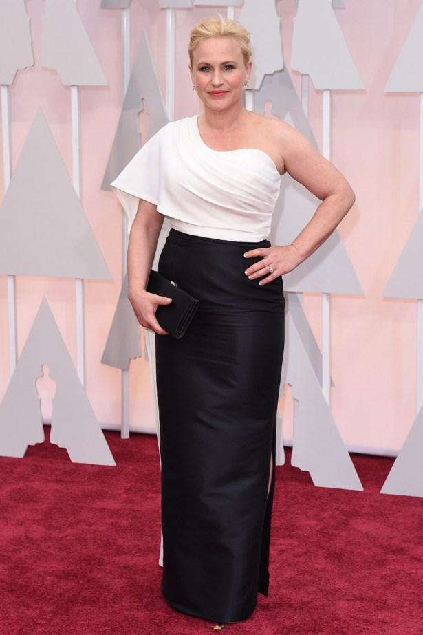 Patricia Arquette in Rosetta Getty