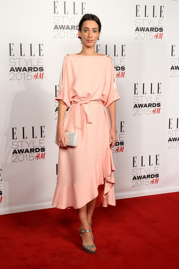 Laura Jackson at the ELLE Style Awards