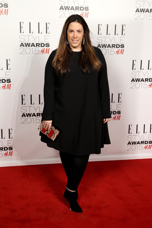Mary Katrantzou at the ELLE Style Awards
