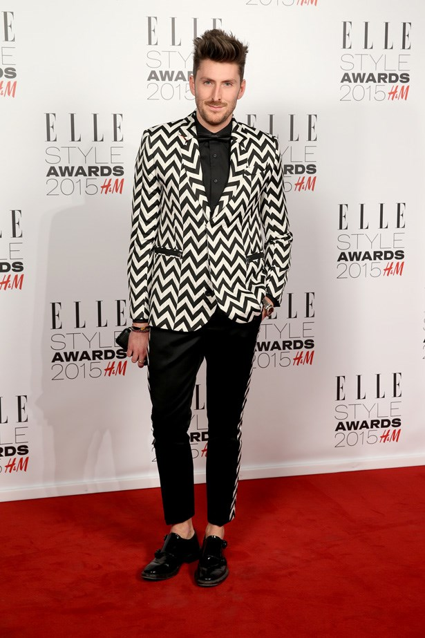 Henry Holland at the ELLE Style Awards