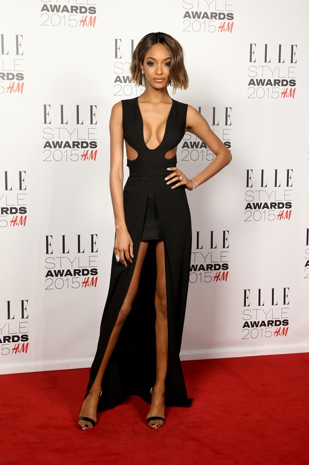 Jourdan Dunn at the ELLE Style Awards