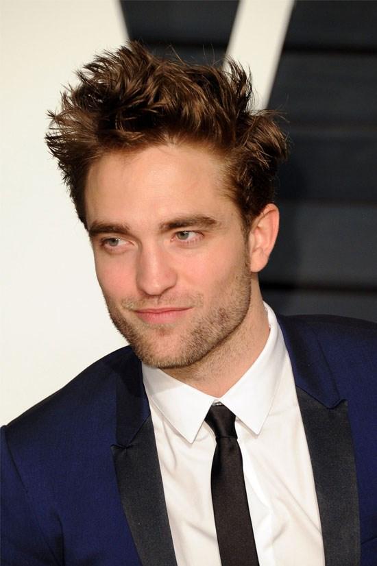 <strong>Robert Pattinson</strong> <em>Fifty Shades</em> did start out as a <em>Twilight</em> fan fic...