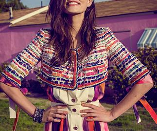 How To: Phoebe Tonkin's March Cover Hair