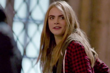 Cara Delevingne stars in the trailer for the new Amanda Knox movie