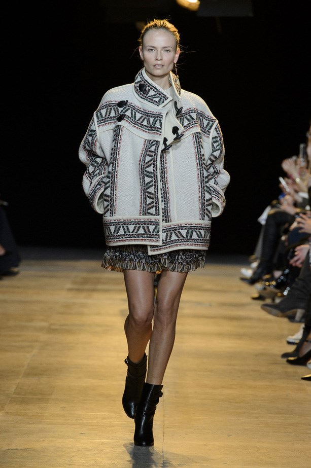 Isabel Marant 2015 Autumn Winter collection