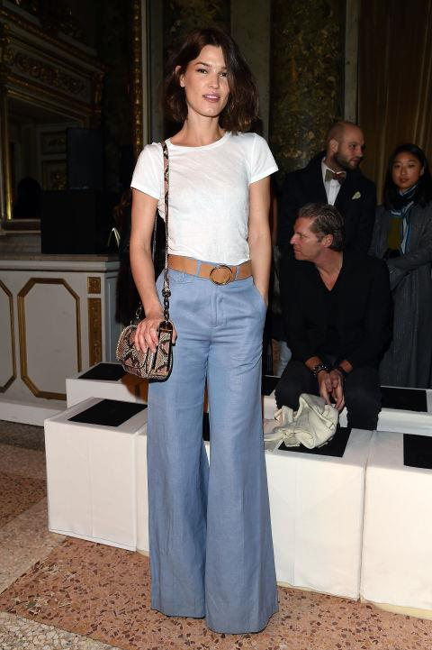 <strong>HANNELI MUSTAPARTA</strong> At Emilio Pucci.