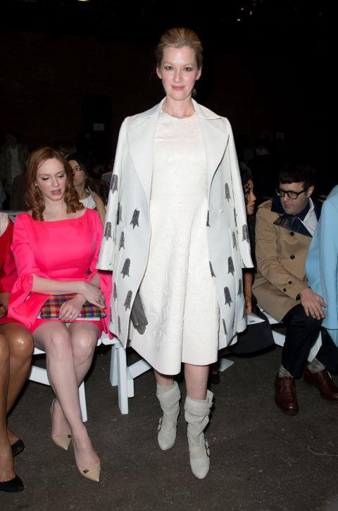 <strong>GRETCHEN MOL</strong> At Honor.