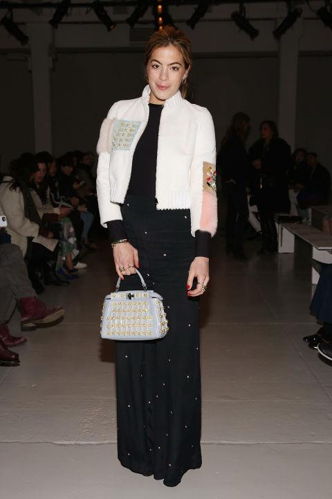 <strong>CHELSEA LEYLAND</strong> At Suno.