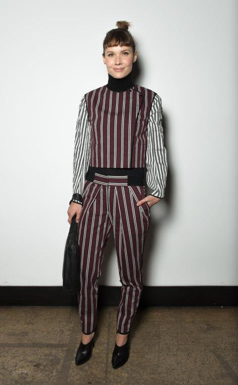<strong>OH LAND</strong> At Yigal Azrouel.