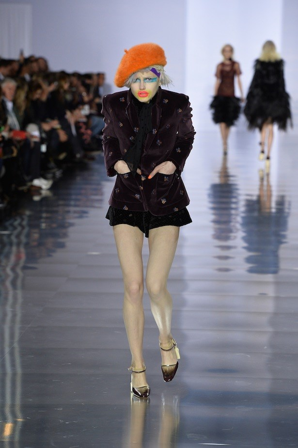 8. Posture is overrated. <br><br>Just ask model Aneta Pajak who stooped down the Maison Margiela runway at the instruction of new creative director John Galliano. The neck is so last season.