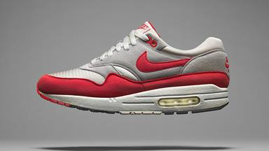 The history of Nike AirMax shoes