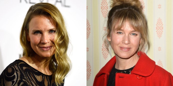 Here's more proof that long bangs are quickly becoming the hairstyle du jour: <strong>Renée Zellweger</strong> is yet another celeb to make the chop, looking gorgeous as she stepped out in Paris with freshly cut face-framing fringe.