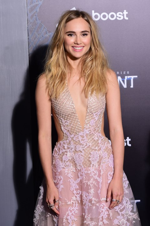 """<strong>SUKI WATERHOUSE</strong> <BR> The secret to Suki's beach babe waves and fringe? An icy pour of soda pop. """"I don't like my hair when it's washed—it's fine and limp—but Coca-Cola makes it tousled, like I've gone through the Amazon or something,"""" she told <em><a href=""""http://www.usmagazine.com/celebrity-beauty/news/suki-waterhouse-rinses-her-hair-with-coca-cola-details-2015203"""">Us Weekly</a></em>. <BR> <strong>The Verdict:</strong> Coca Cola helps hair cuticles contract, thus amplifying the natural curl. However, it's also used to help fade unwanted hair color, which means it's probably not a good idea for ladies who dye their hair. We say stick to a non-sticky, curl-enhancing cream."""