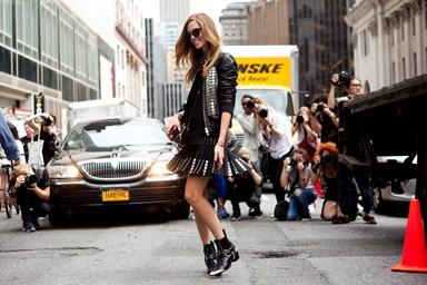 Fashion advice from blogger Chiara Ferragni
