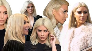 21 things that lasted longer than blonde Kim Kardashian