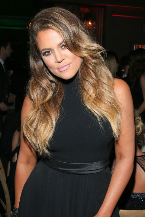 Try an Ombré job, like Khloé Kardashian